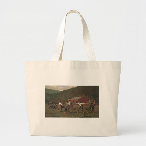 Broche de Winslow Homer el azote Bolsa
