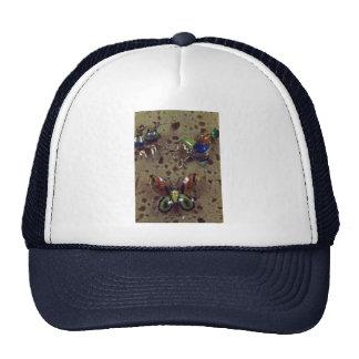 Broches del esmalte gorras