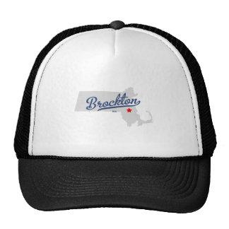 Brockton Massachusetts MA Shirt Trucker Hat