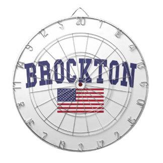 Brockton US Flag Dart Board