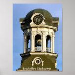 Brockville Clocktower Poster