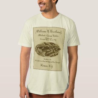 Brockway Carriage Builders Est. 1851 Tee Shirt