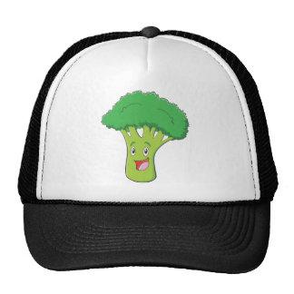 Brocolli Shirt | Cute I Love Brocolli Shirt Trucker Hat