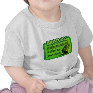Bróculi Camiseta