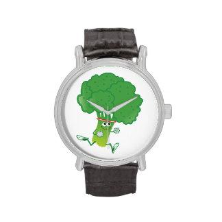 Bróculi corriente de Retron Reloj De Mano