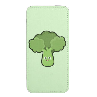 Bróculi de Kawaii Bolsillo Para iPhone