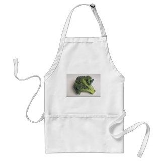 Bróculi delicioso delantales