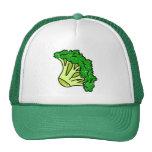 bróculi gorras de camionero