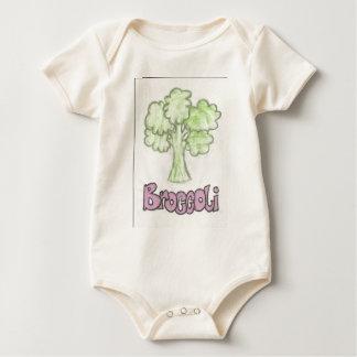 bróculi imaginándose Victoria Body Para Bebé