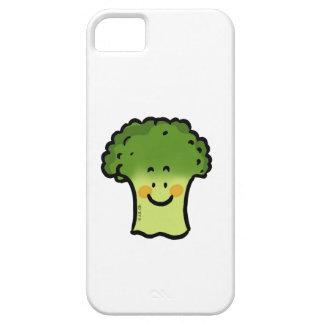 bróculi lindo iPhone 5 fundas