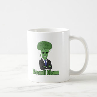 Bróculi Obama Taza