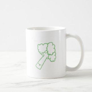 Bróculi Tazas De Café
