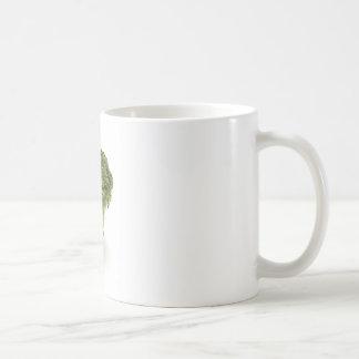 Bróculi Taza De Café