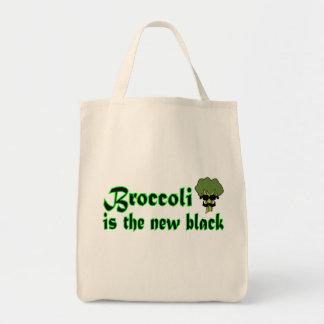 Bróculi - tote vegetariano del ultramarinos del