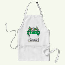 Broderick Family Crest Apron