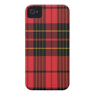 Brodie Scottish Tartan iPhone4 Case