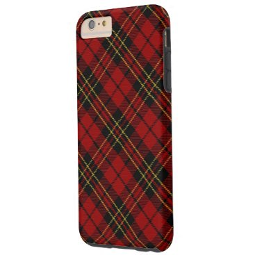 Brodie Tartan iPhone 6/6S Plus Tough Tough iPhone 6 Plus Case