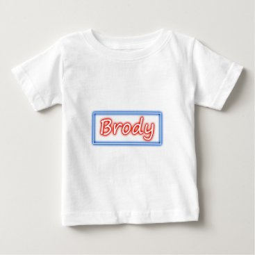 Toddler & Baby themed Brody Baby T-Shirt