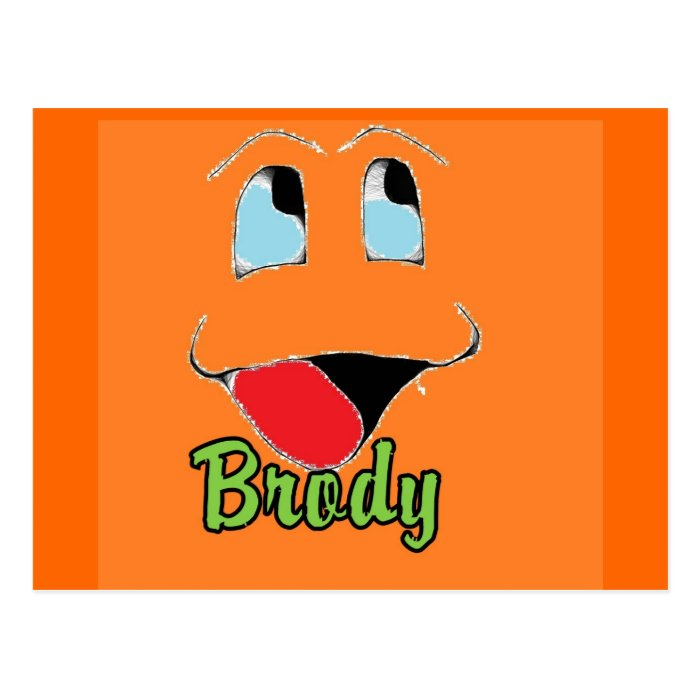 Brody cards