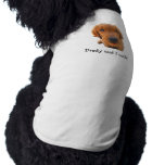 Brody dijo que podría juntar con te camisetas de mascota