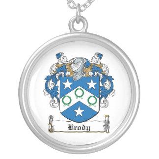 Brody Family Crest Pendants