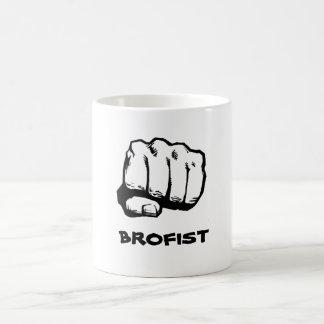Brofist mug