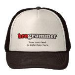 BROGRAMMER TRUCKER HAT