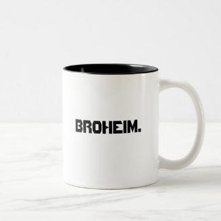 """""""broheim"""" penholder/mug"""
