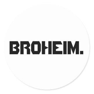 Broheim.