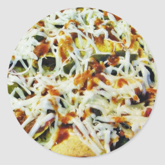 Broiled Nachos Stickers