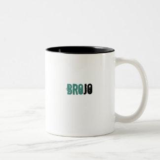 Brojo Two-Tone Coffee Mug