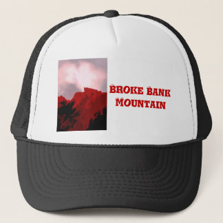 BROKE BANK MOUNTAIN TRUCKER HAT