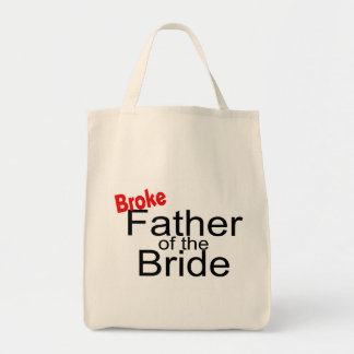 Broke Father of the Bride Bags