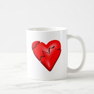 Broke into Pieces Coffee Mug