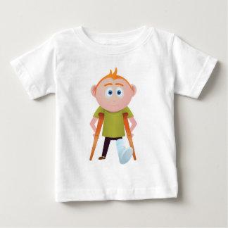 Broke Leg Baby T-Shirt