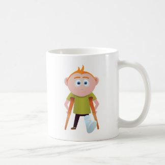 Broke Leg Coffee Mug