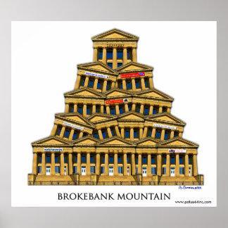 BrokeBank Mountain Posters