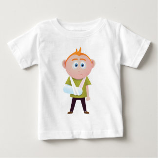 Broken Arm Baby T-Shirt