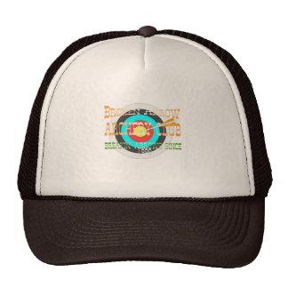 broken arrow archery trucker hat