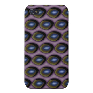 Broken Blue Eyes iPhone 4/4S Cover