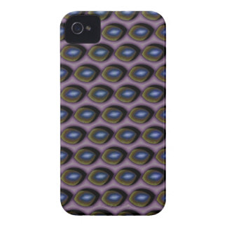 Broken Blue Eyes iPhone 4 Cover
