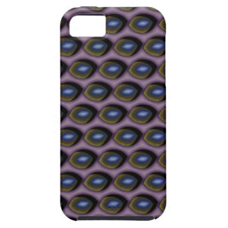 Broken Blue Eyes iPhone SE/5/5s Case