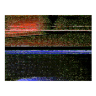 Broken Camera A60 No. 4 Postcard