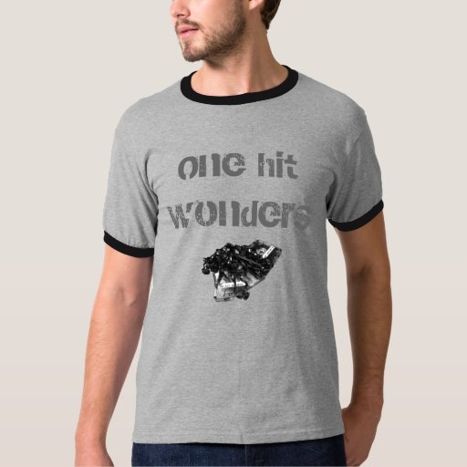 Broken Casette Tape, One Hit Wonders Shirt