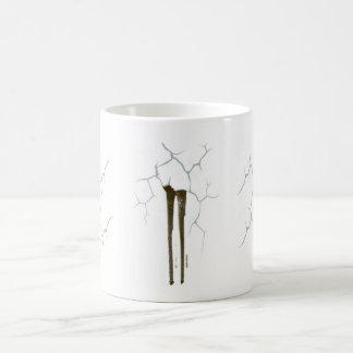 broken circle coffee mugs