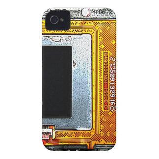 broken circuit board i-phone case