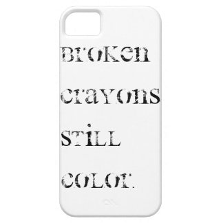 Broken Crayons Case