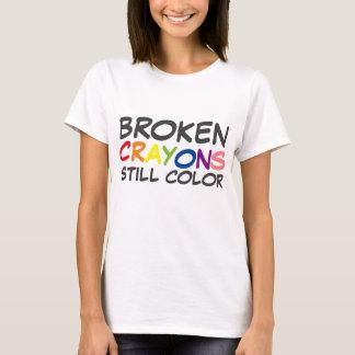 BROKEN CRAYONS STILL COLOR T-Shirt
