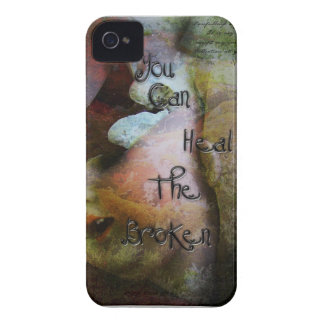 Broken Doll Positive Affirmation Iphone 4 Cover