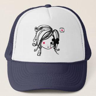 Broken Doll Trucker Hat